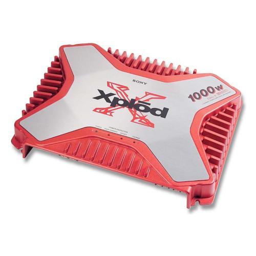 XM3001SXD Stereo Power Amplifier