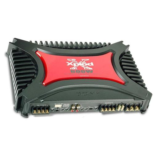 XM4060GTX Stereo Power Amplifier