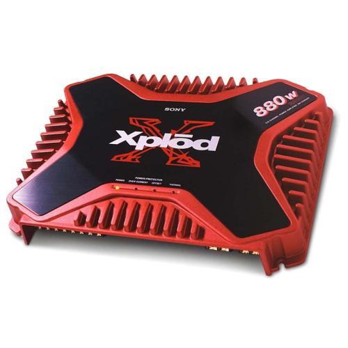 XM5150GSX Stereo Power Amplifier