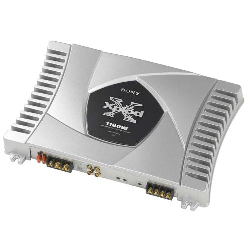 XMD500X Monaural Power Amplifier