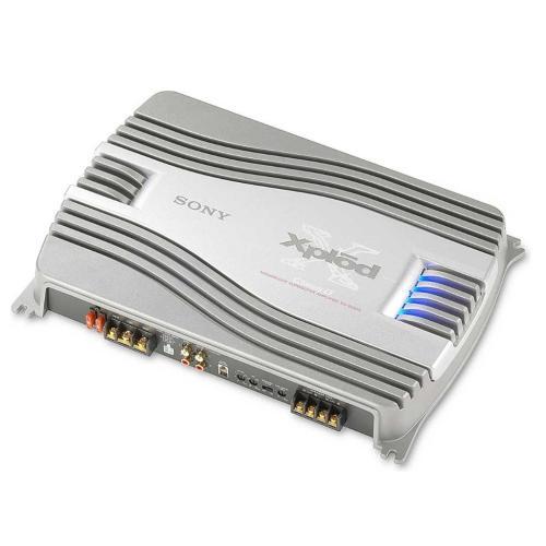 XMSD51X Monaural Power Amplifier