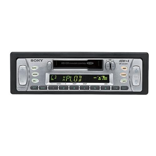XRCA300 Fm-am Cassette Car Stereo