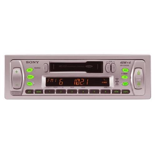 XRCA330 Fm-am Cassette Car Stereo