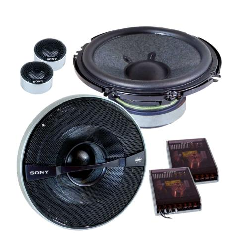 XSGS1720S Separate 2-Way Speaker
