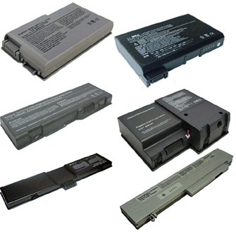 Batteries & AC Adapters Replacement Parts