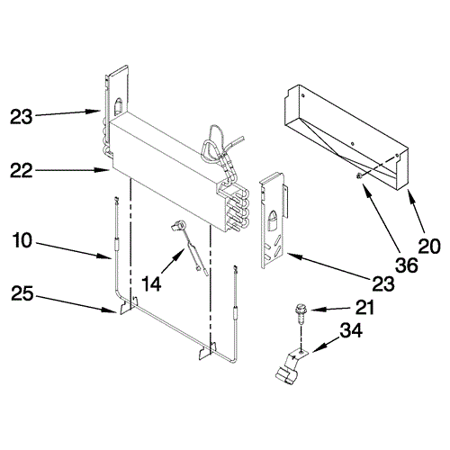 Exploded Views Replacement Parts
